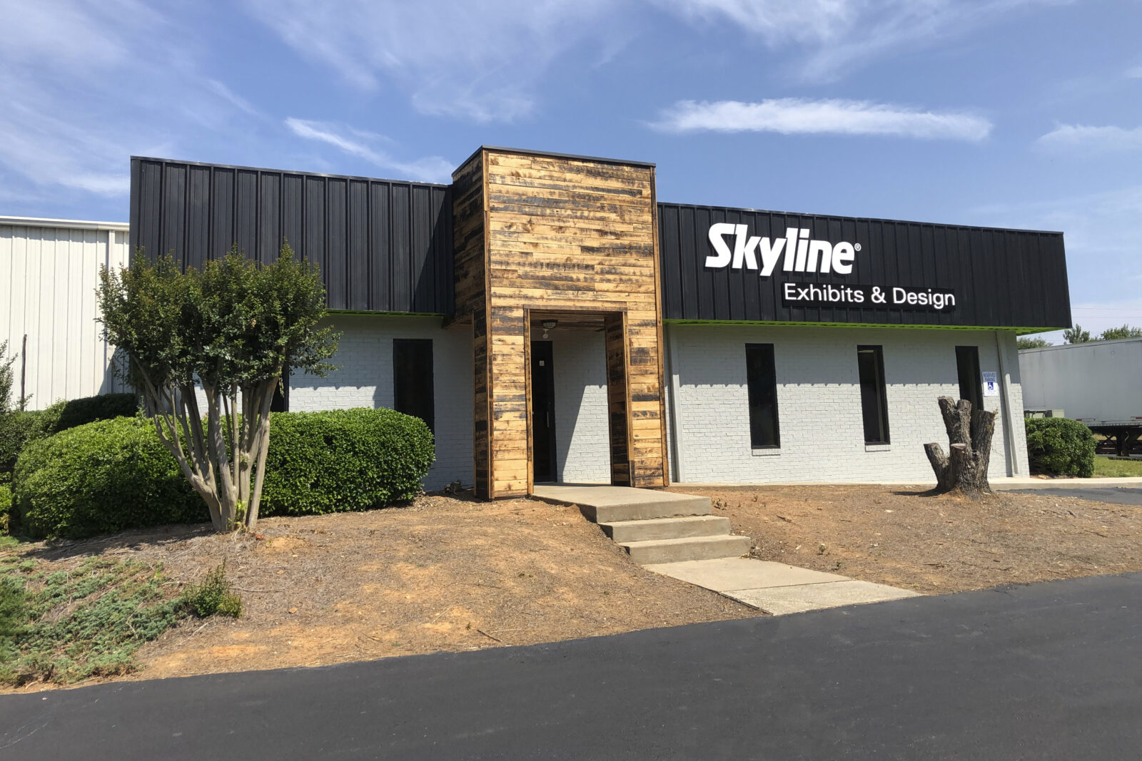 Skyline Exhibits and Design Office and Warehouse
