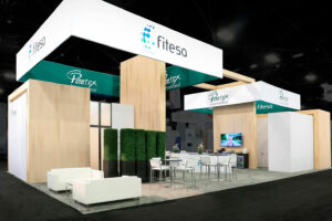 Fitesa Trade Show Booth by Skylien Exhibtis and DEsign